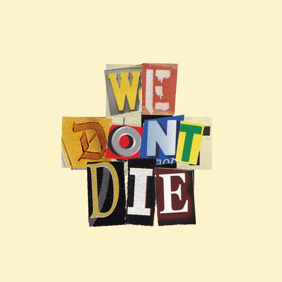 Nu Edison - We Don't Die (feat. RHEA BLEK) - Single