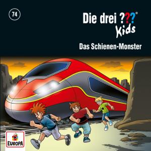 Die drei ??? Kids - Folge 74: Das Schienen-Monster
