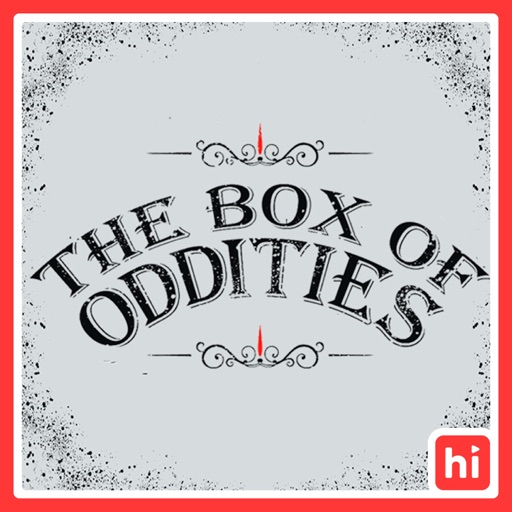 Cover image of The Box of Oddities