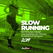 Slow Running 2019: 60 Minutes Mixed Compilation for Fitness & Workout 122 bpm (DJ MIX)