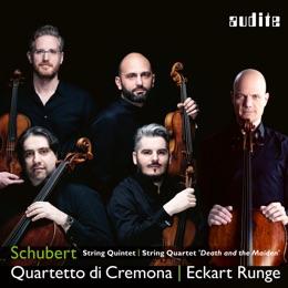 Album - Schubert String Quintet String Quartet Death and the Maiden