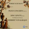 Schumann: Piano Concerto, Op. 54, Herbert von Karajan, Philharmonia Orchestra & Dinu Lipatti