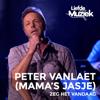 Peter Vanlaet - Zeg het vandaag (uit Liefde Voor Muziek) [feat. Mama's Jasje] artwork