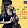 Nicola Benedetti, London Philharmonic Orchestra & Vladimir Jurowski - Elgar  artwork