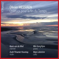 Quatuor pour la fin du Temps for clarinet, violin, cello, and piano: No. 2. Vocalise, pour l'Ange qui annonce la fin du Temps (Quartet)