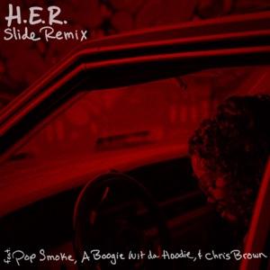 H.E.R. - Slide (Remix)