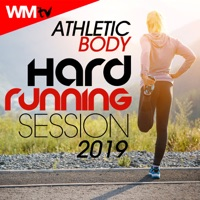 Various Artists - Athletic Body Hard Running Session 2019 (60 Minutes Non-Stop Mixed Compilation for Fitness & Workout 160 Bpm - Ideal for Running, Jogging)