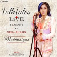 Neha Bhasin - Madhaniyan (Live) artwork