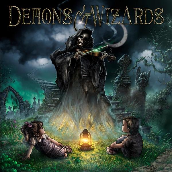 Demons & Wizards mit Heaven Denies