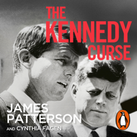 James Patterson - The Kennedy Curse artwork