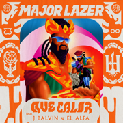 Que Calor (feat. J Balvin & El Alfa) - Major Lazer - Major Lazer