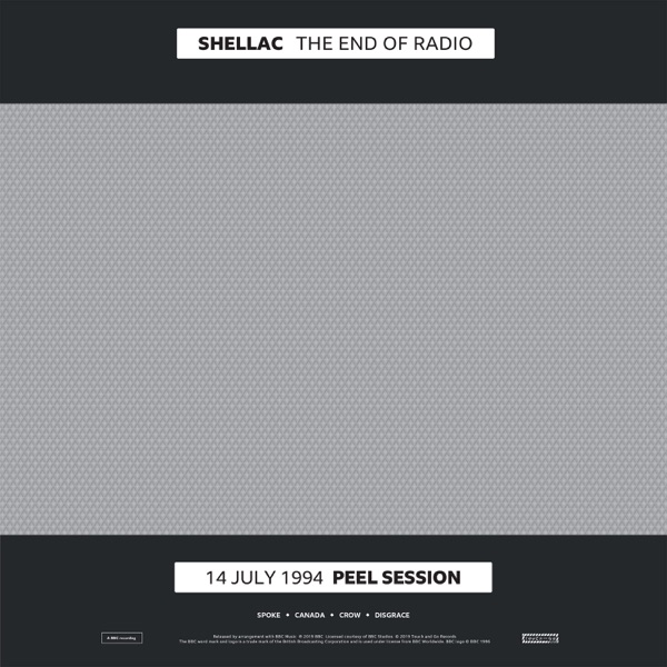The End of Radio (by Shellac)