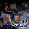 A2 Di Fulani - Litty Body artwork