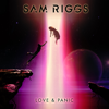 Sam Riggs - Love & Panic  artwork
