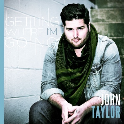 Getting Where I'm Going - EP - John Taylor