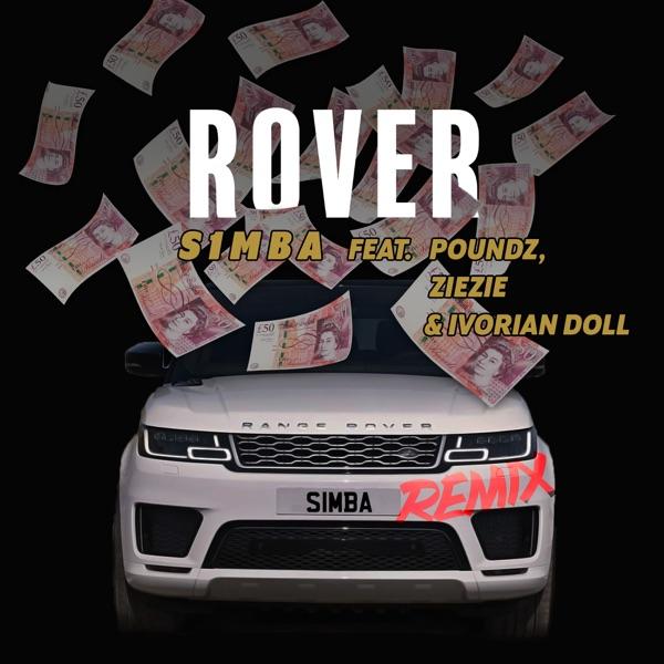 Rover (Remix) [feat. Poundz, ZieZie and Ivorian Doll] - Single