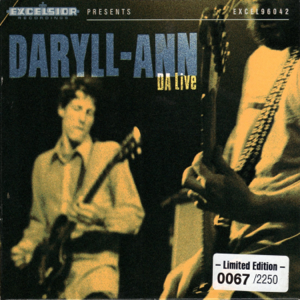 Daryll-Ann - Da Live