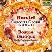 George Frideric Handel - Concerto grosso in F Major, Op. 6 No. 2, HWV 320: IV. Allegro ma non troppo