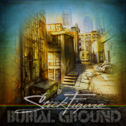 Burial Ground - Stick Figure - Stick Figure