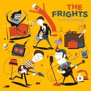 The Frights - Live at the Observatory (2019) LEAK ALBUM