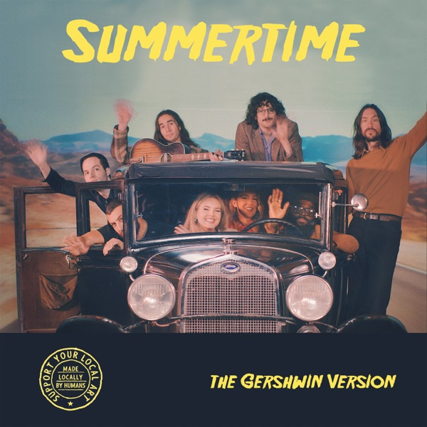Summertime The Gershwin Version - Single