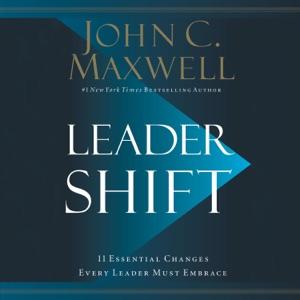 Leadershift - John C. Maxwell audiobook, mp3
