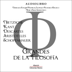 Grandes de la filosofia [Greats of Philosophy] (Unabridged)