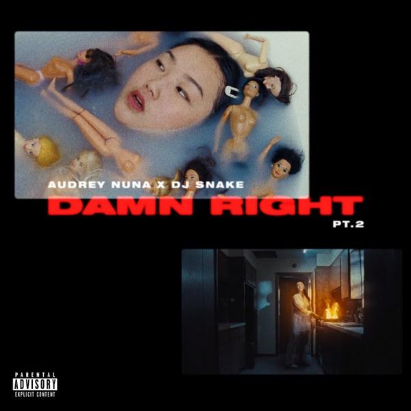 damn Right Pt. 2 - Single