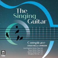 Conspirare & Craig Hella Johnson - The Singing Guitar