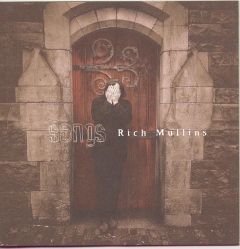 Art for Awesome God by Rich Mullins