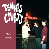 Tennis Courts - Red Wine