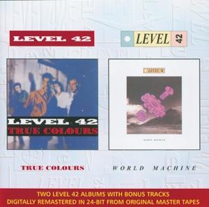 True Colours / World Machine (Remastered)