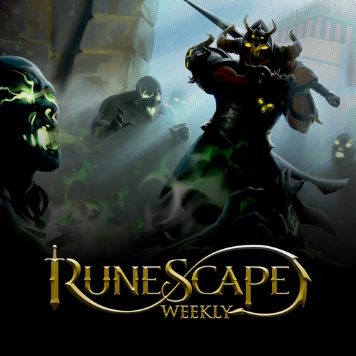 Cover image of Runescape Weekly Podcast