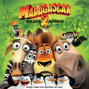 Various Artists - Madagascar: Escape 2 Africa (Music from the Motion Picture)