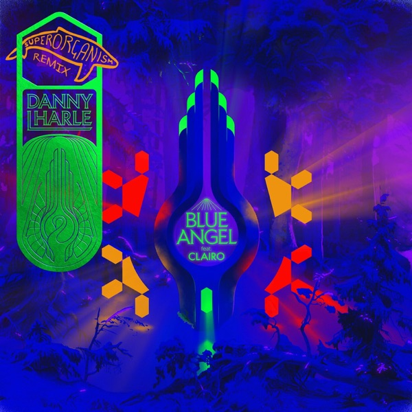 Blue Angel (Superorganism Remix) [feat. Clairo] - Single