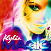 Kylie Minogue - Magic (Single Version) artwork