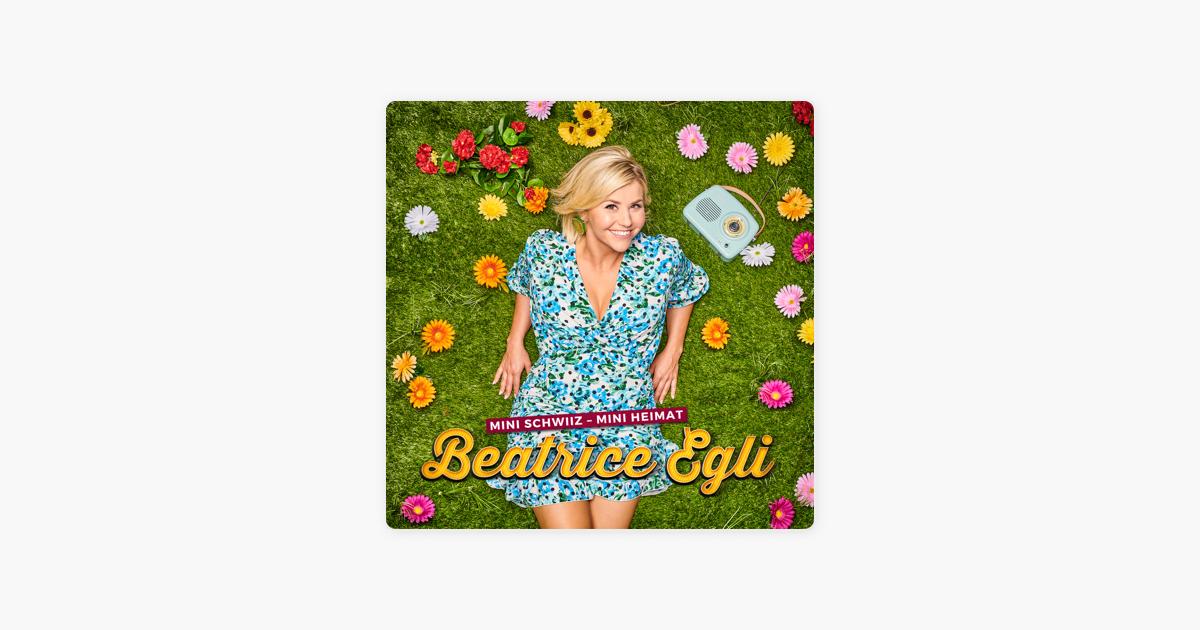Mini Schwiiz Mini Heimat By Beatrice Egli On Apple Music