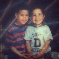 Snotty Nose Rez Kids - Born Deadly - EP artwork