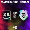 Marshmello & Pritam - BIBA artwork