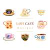 Bruitage Club - Lofi café musique artwork