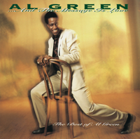Al Green - And the Message Is Love: The Best of Al Green artwork