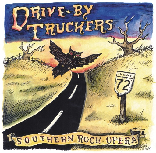 Art for Zip City by Drive-By Truckers