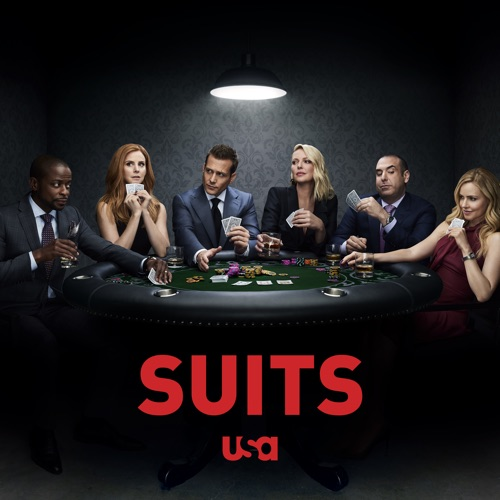 Suits, Season 8 poster