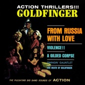 James Bond Thrillers (feat. Goldfinger) [Remastered from the Original Master Tapes]