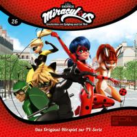 Miraculous - Folge 26: Tag der Helden - Teil 1+2 (Das Original-Hörspiel zur TV-Serie) artwork