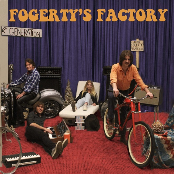 John Fogerty - Tombstone Shadow (Fogerty's Factory Version)