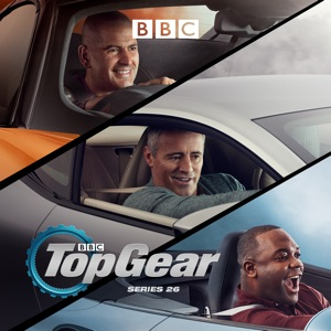 Top Gear, Series 26 - Episode 5