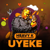 Heavy-K - Uyeke (feat. Natalia Mabaso) artwork