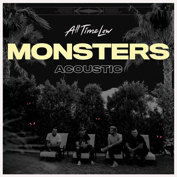 Monsters (Acoustic Live From Lockdown) - Single
