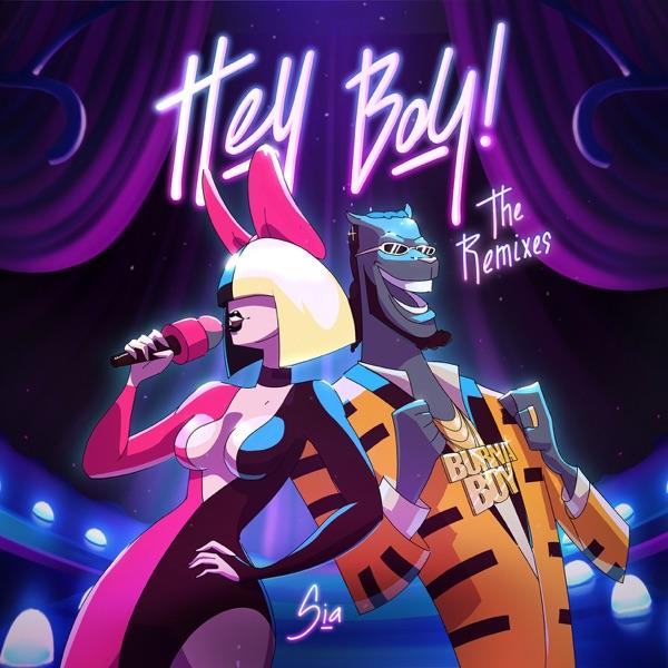 Hey Boy (The Remixes) - EP